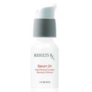 Results RX Serum 24