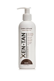 Xen Tan Dark Lotion