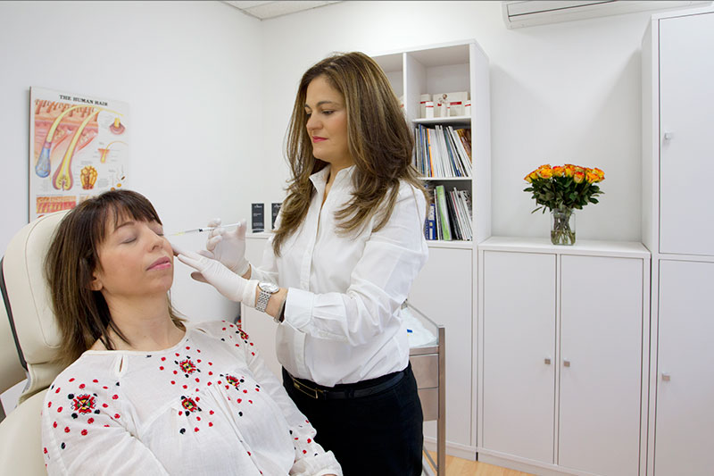 Anti-Wrinkle Injections at DermaCare